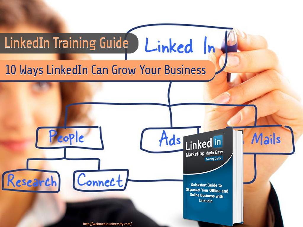 LinkedIn Training Guide – 10 Ways LinkedIn Can Grow Your Business
