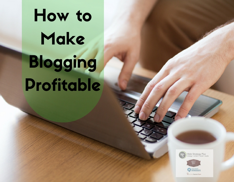 How to Make Blogging Profitable