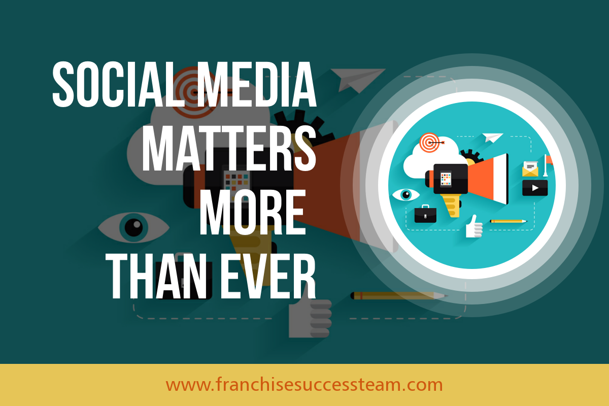 Social Media Matters More Than Ever